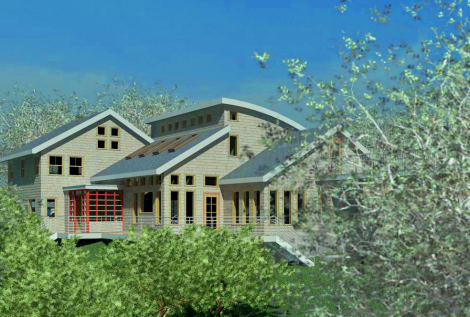 21 Edith 3IVE HOUSE Rendering