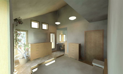 21 Edith Lane - Rendering - Bedroom